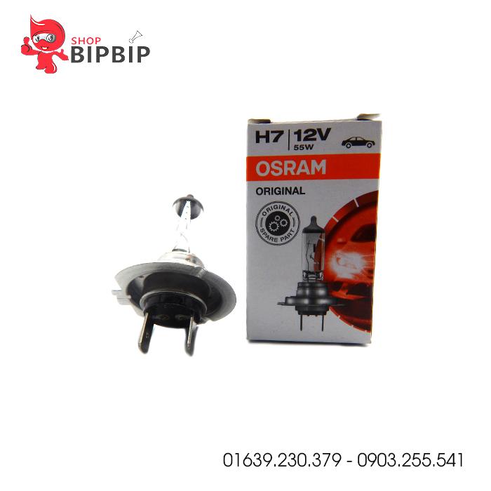 Bóng đèn ô tô Osram H7 12V chính hãng