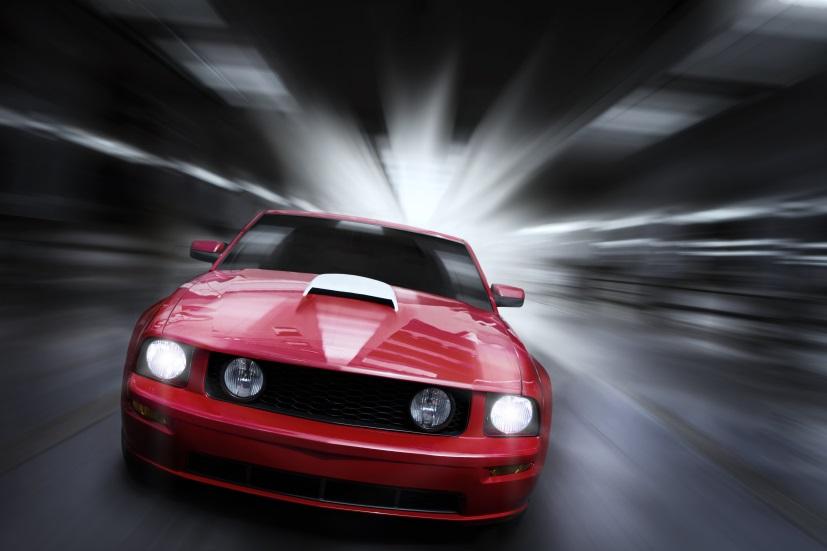 lịch sử bóng đèn pha ô tô
