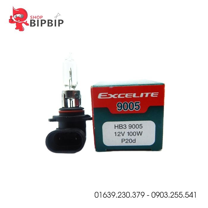 Bóng đèn ô tô Excelite 9005 chính hãng