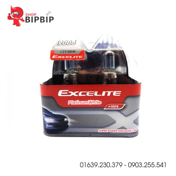 Bóng đèn ô tô Excelite 9006 PW