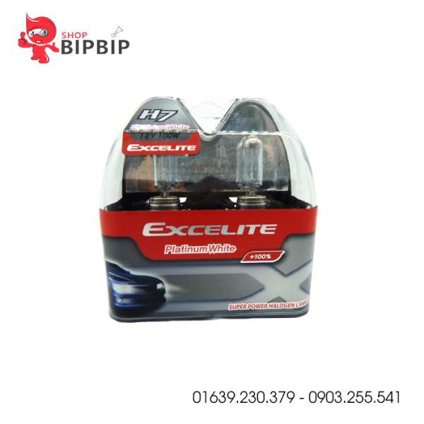 Bóng đèn ô tô Excelite H7 12V