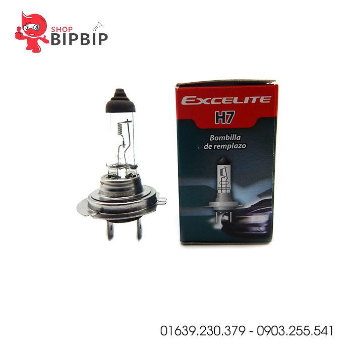 Bóng đèn ô tô Excelite H7 24V chính hãng