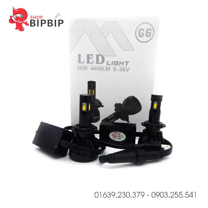 Bóng đèn pha led G6 giá rẻ