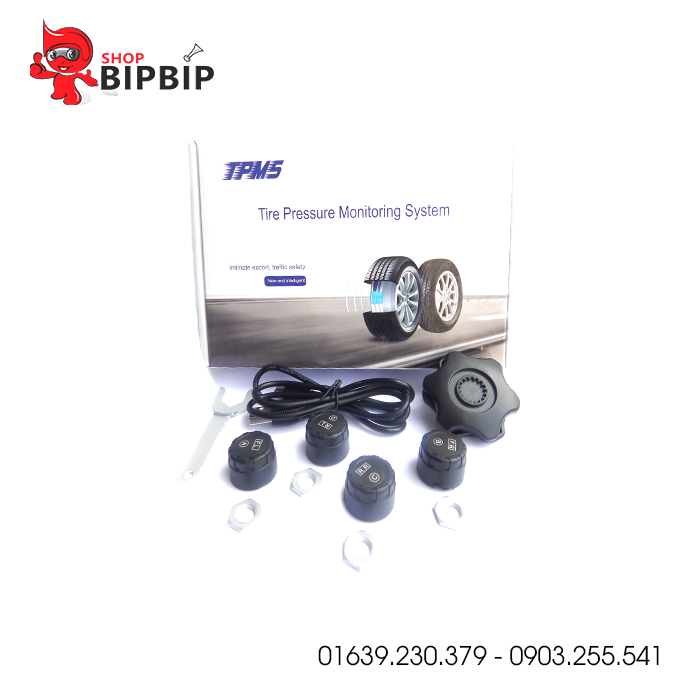 cảm biến áp suất lốp gắn trong chính hãng