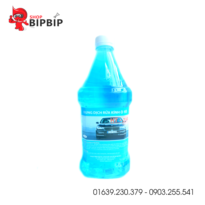 Dung dịch nước rửa kính ô tô