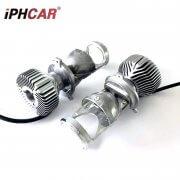 Đèn led bi cầu mini IPHCar