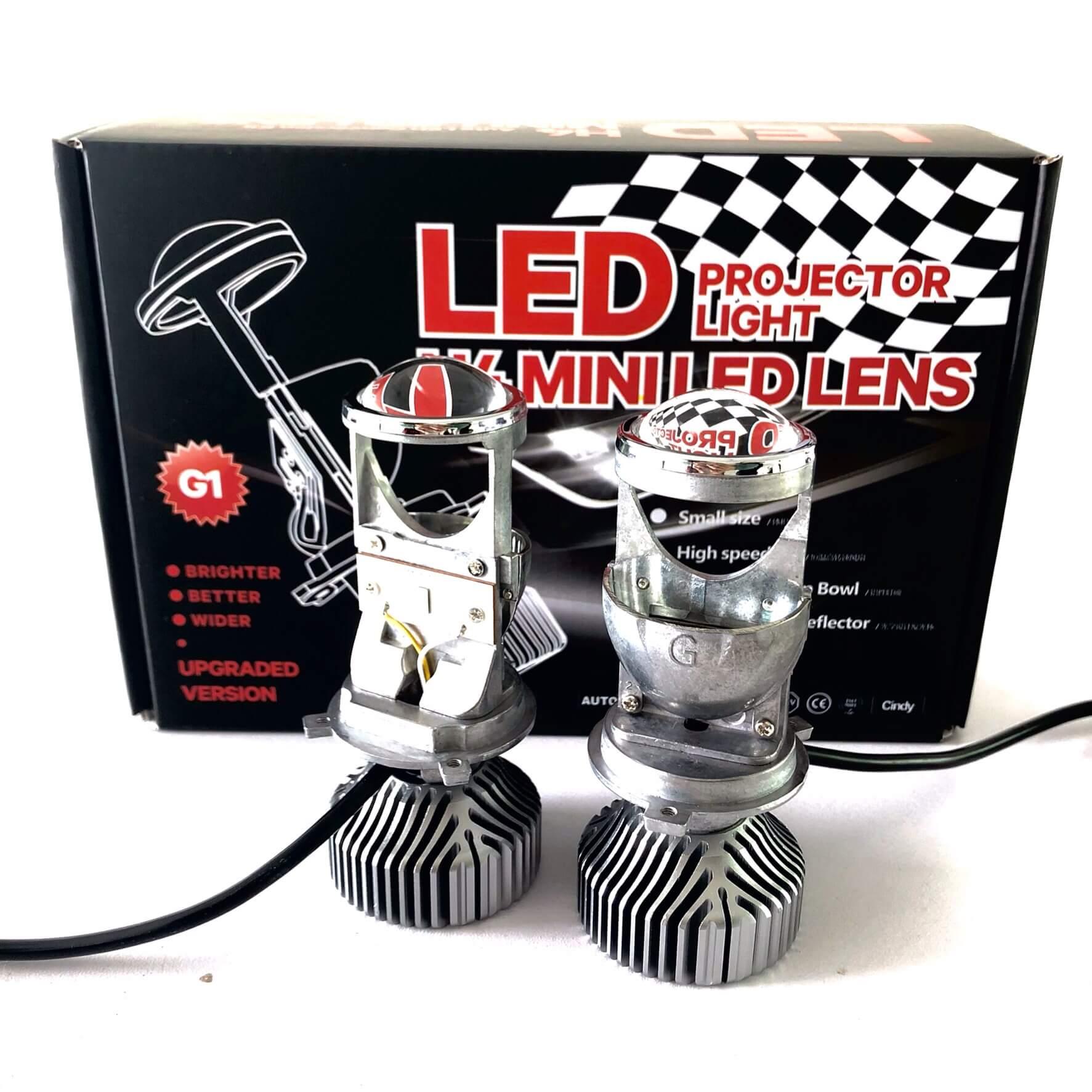 Đèn led bi cầu mini siêu sáng